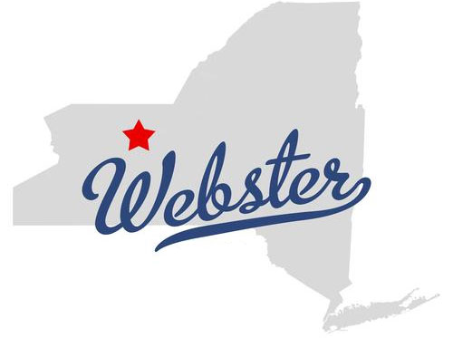 Webster, NY graphic